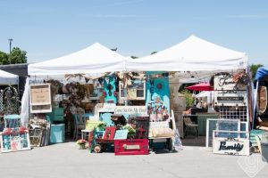 One of the top 10 flea markets in America, The Nashville Flea Market at The Fairgrounds Nashville hosts more than 1,000 vendors from 30 different states