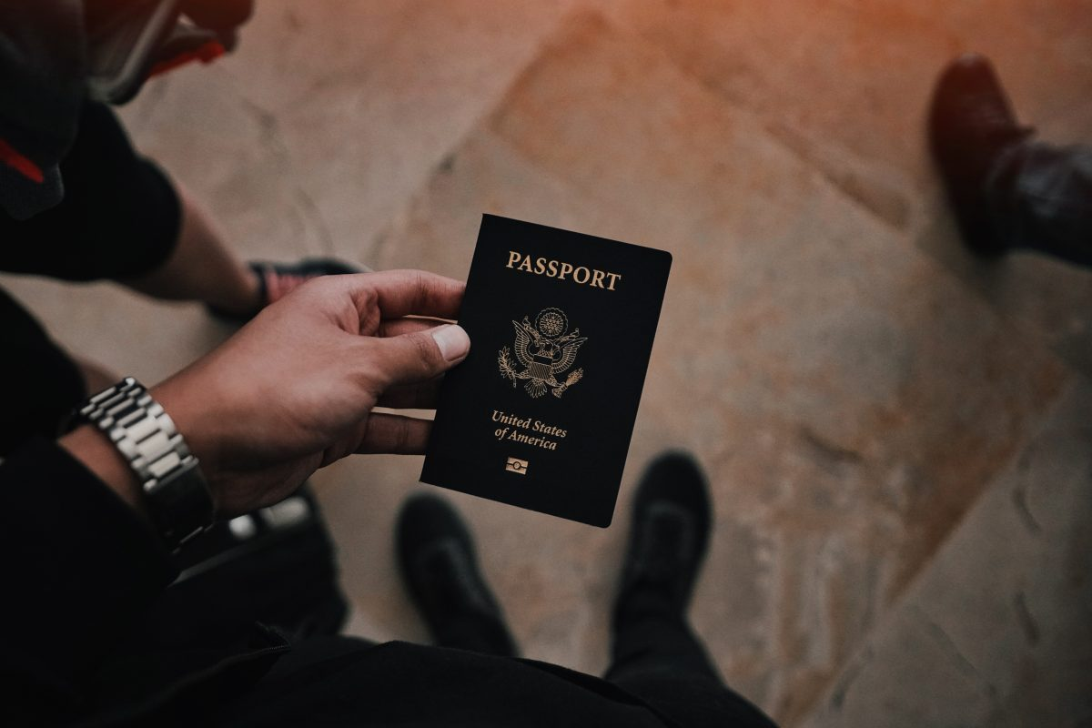 A Passport to the United States