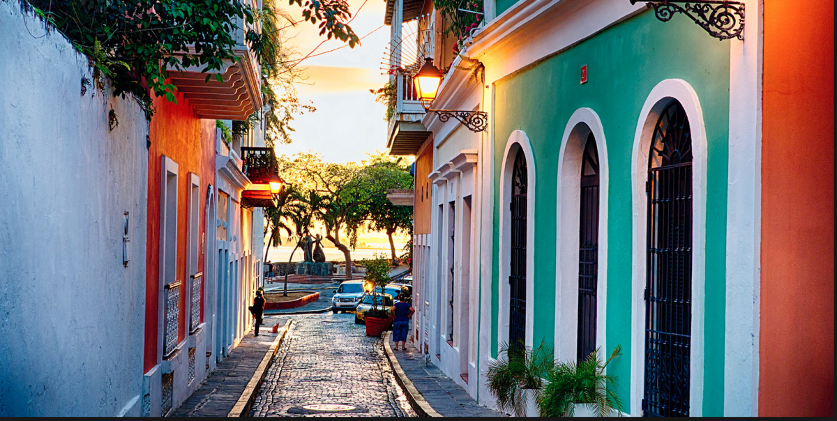 Viejo San Juan, or 'Old San Juan' is where the tangible spirit of Puerto Rico truly comes alive.