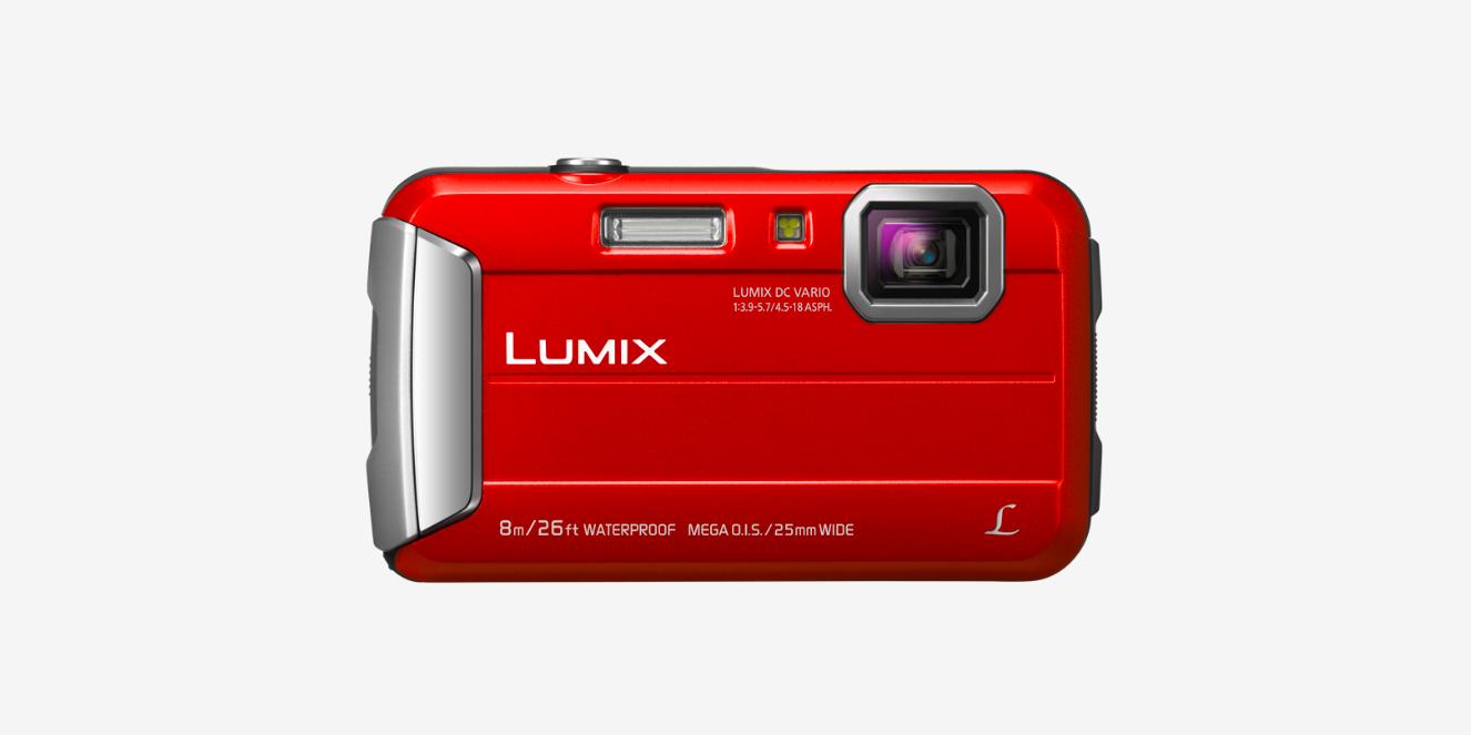 Panasonic FT30, Underwater Camera