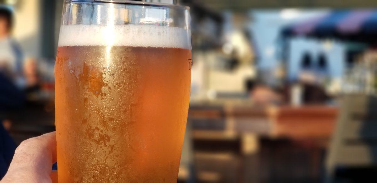 Fresh Beer at Glenwood Springs