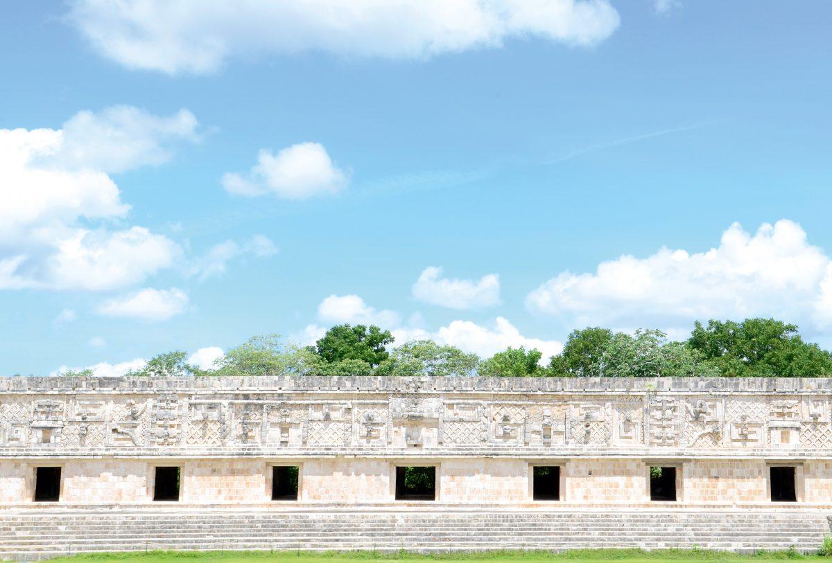 Mayan Ruins, Cancun, Mexico, Ek Balam
