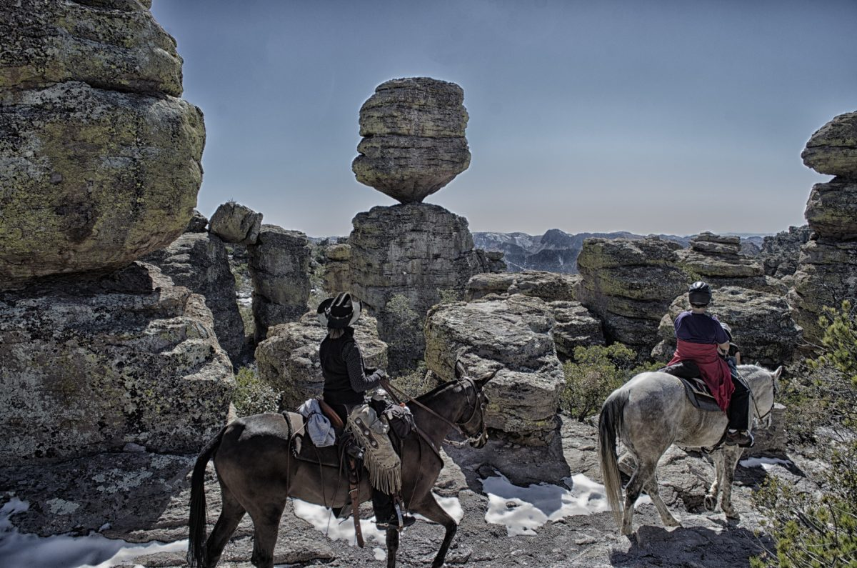 Horseback Riding, Chiricahua National Monument