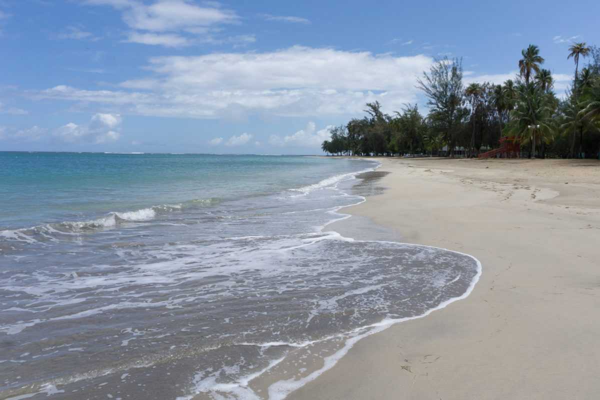 With mature palm trees and startling turquoise sea, Luquillo Beach provides visitors and locals with the most rejuvenating beach experience.