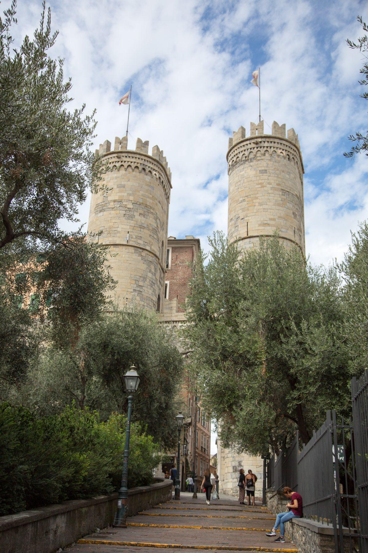 Porta Soprana, Geona, Italy
