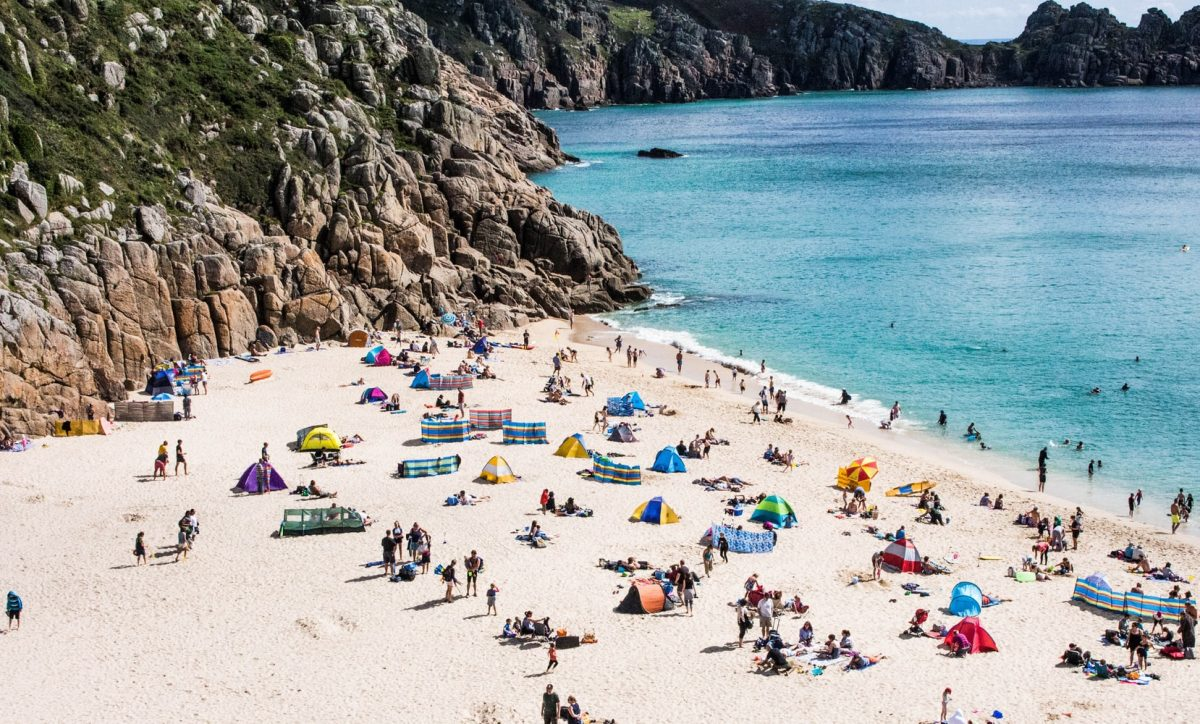 Porthcurno things to do in Cornwall