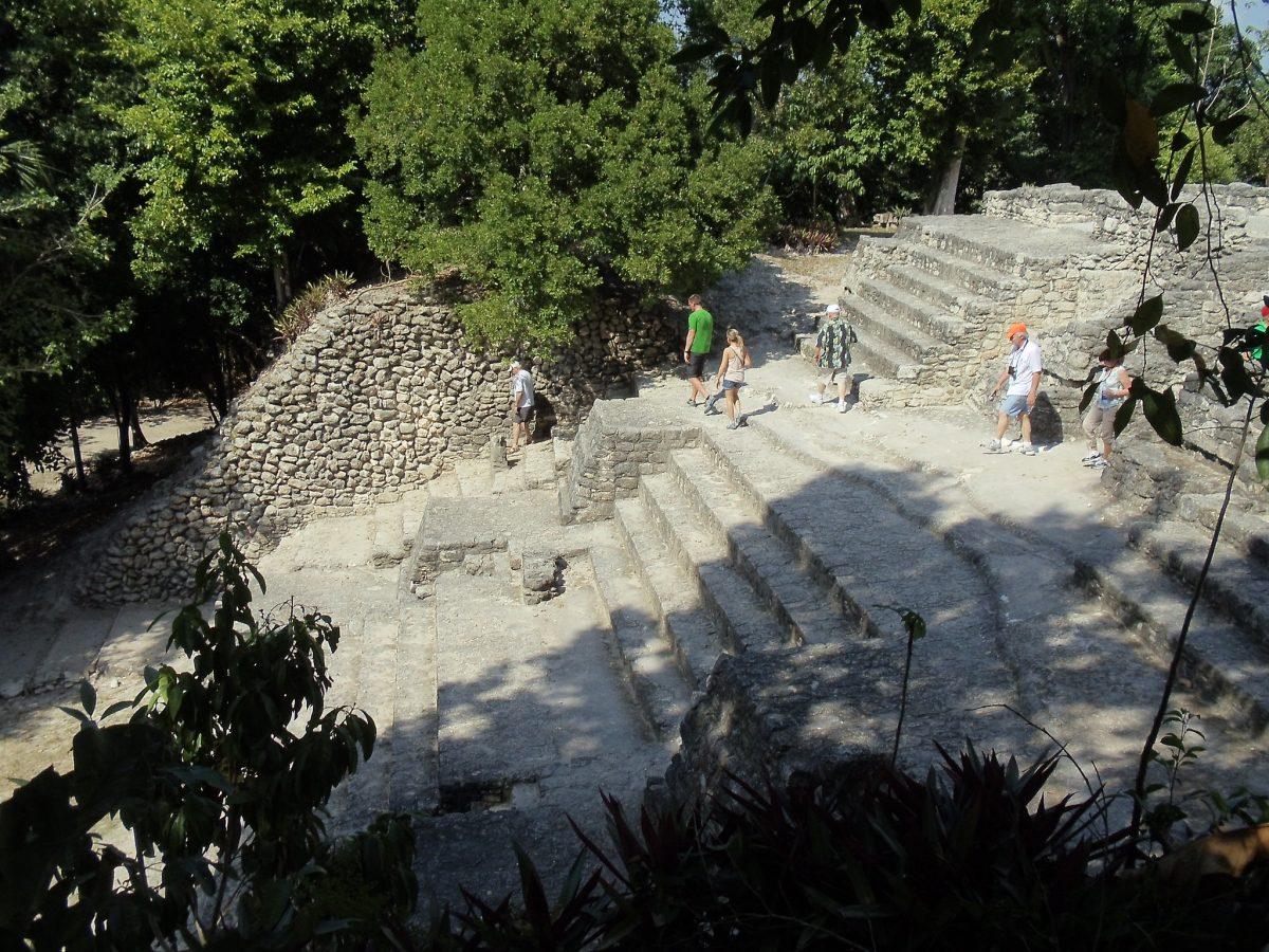 Chacchoben, Mayan Ruins, Cancun, Mexico,