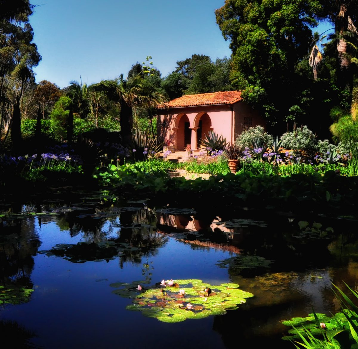 Ganna Walska's Lotusland, Things To Do In Santa Barbara, California, USA