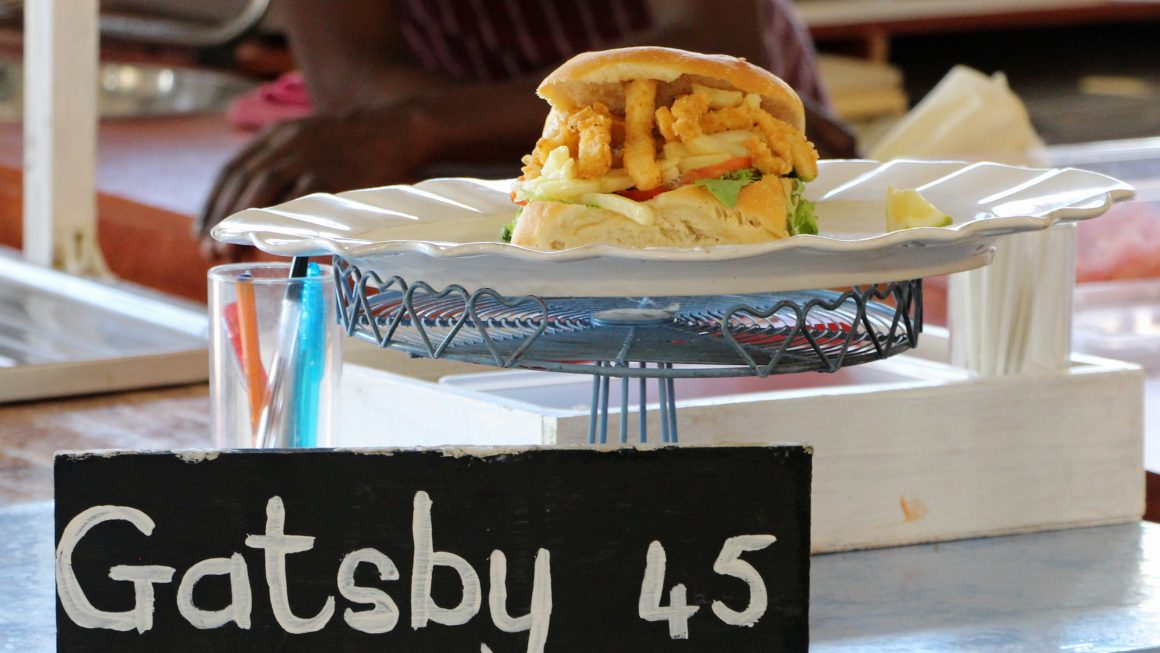 Great Gatsby Sandwich, Cape Town, South Africa
