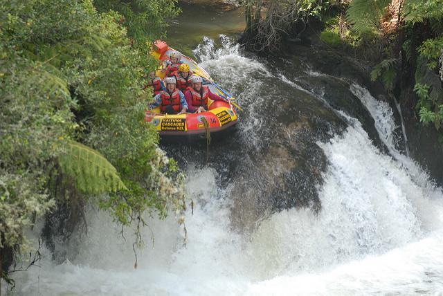 Tutea Falls NZ