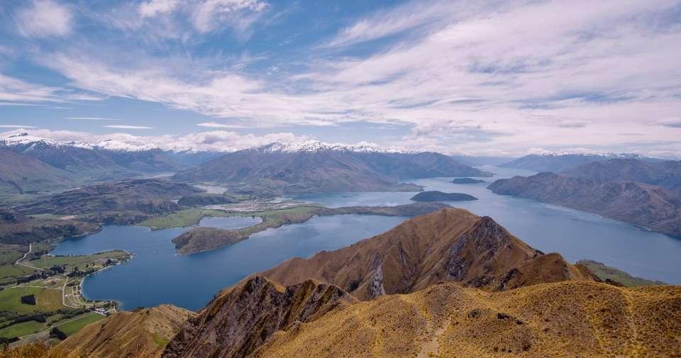 Roy's peak NZ