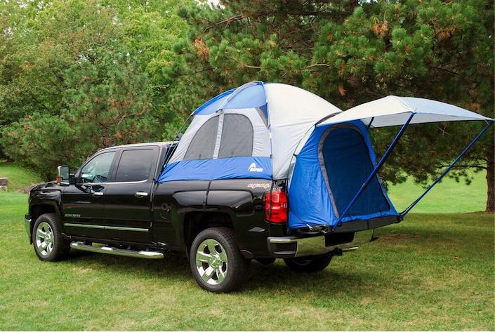 Comfortable tents