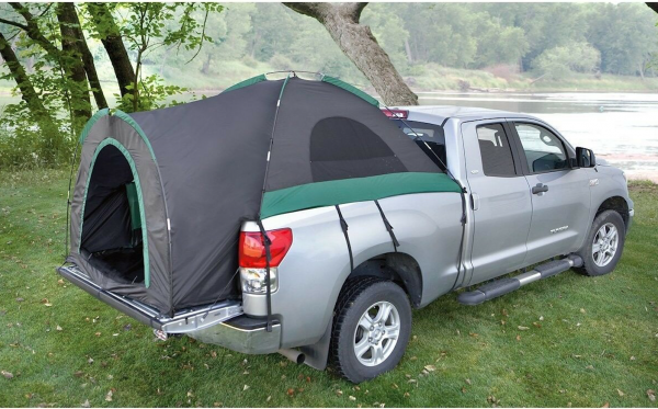 Best Truck Bed Tents For An Easy Camping