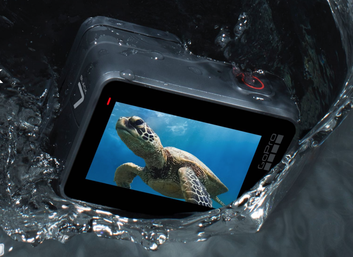 Underwater Camera, GoPro HERO7 Black