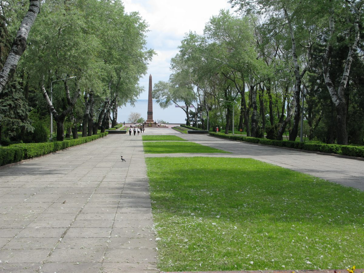 Langeron Beach, Things To Do In Odessa