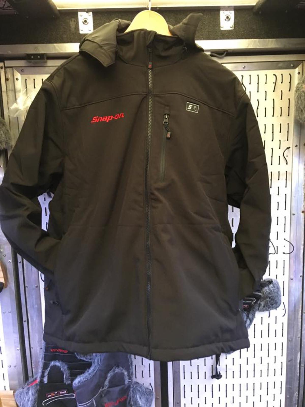 Snap-on, Heated Jacket