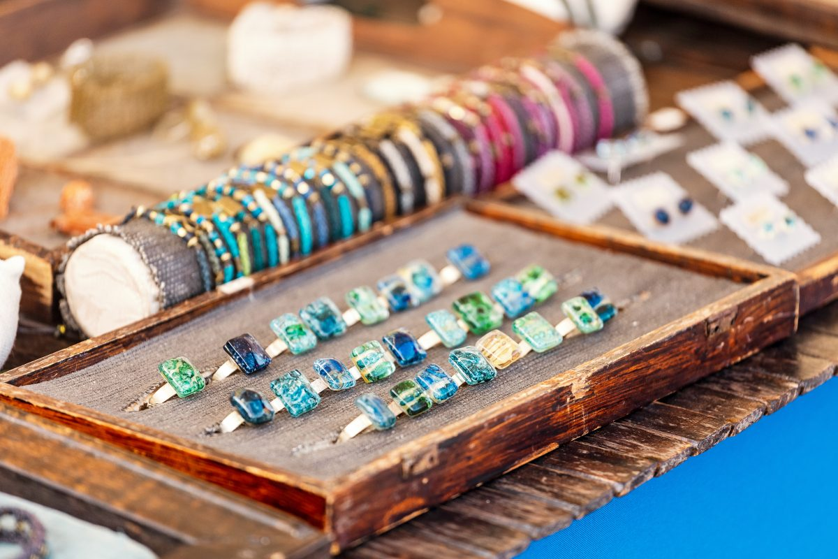 Nashville Flea Market is a treasure trove of goodies waiting to be discovered