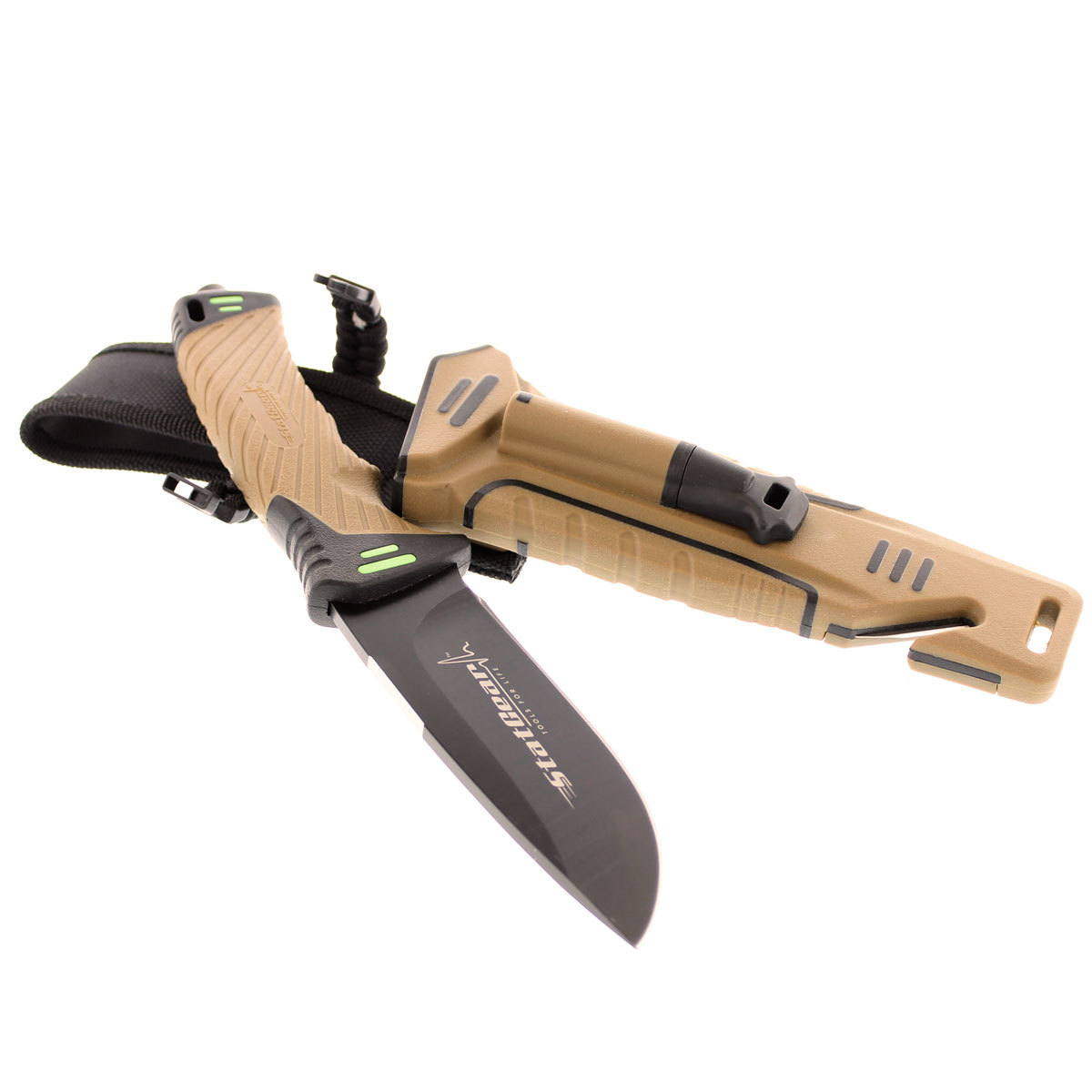 A Statgear survival knife