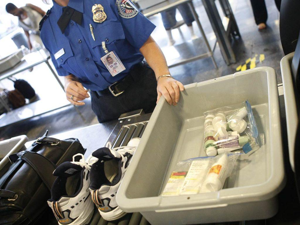 TSA Liquid Check up