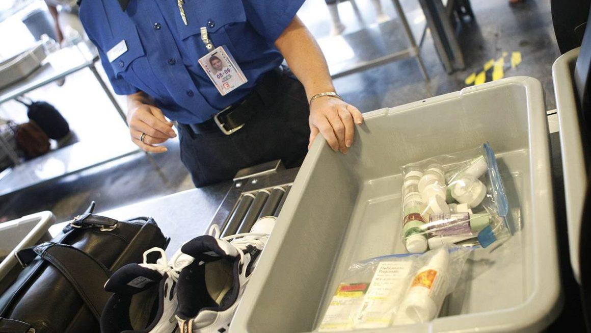 TSA liquids rule