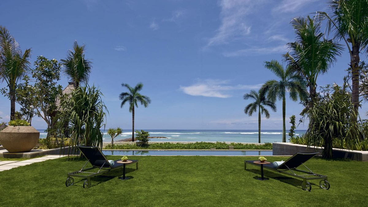 The Ritz-Carlton Bali Hotel