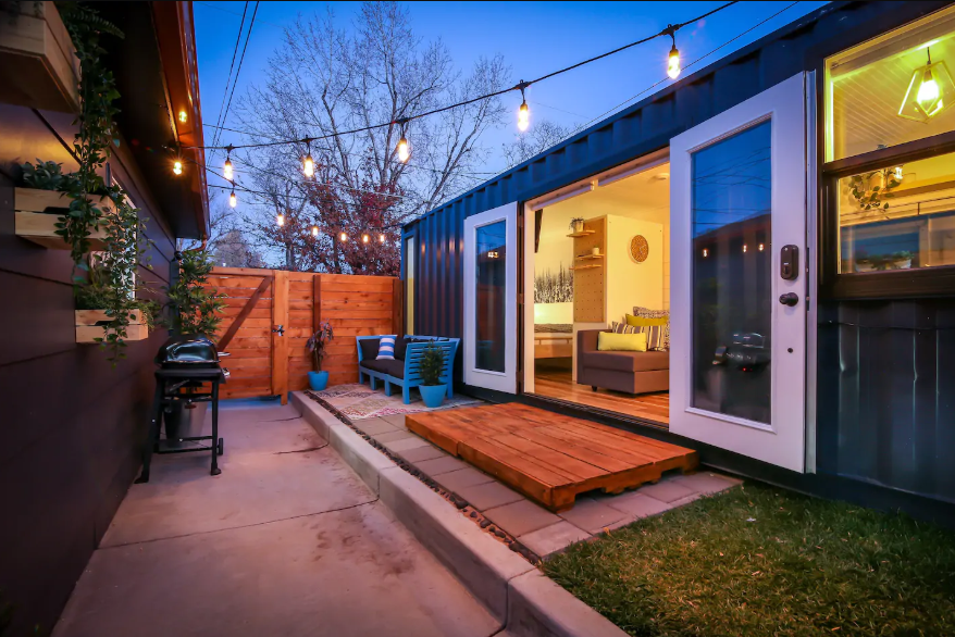 Airbnb Denver, A Tiny Slice Of Heaven