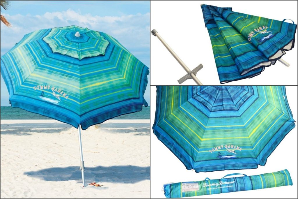 Tommy Bahama Sand Anchor, Beach Umbrella
