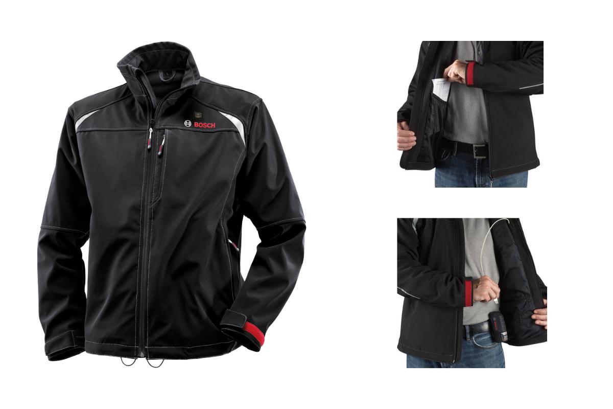 Bosch, Heated Jacket