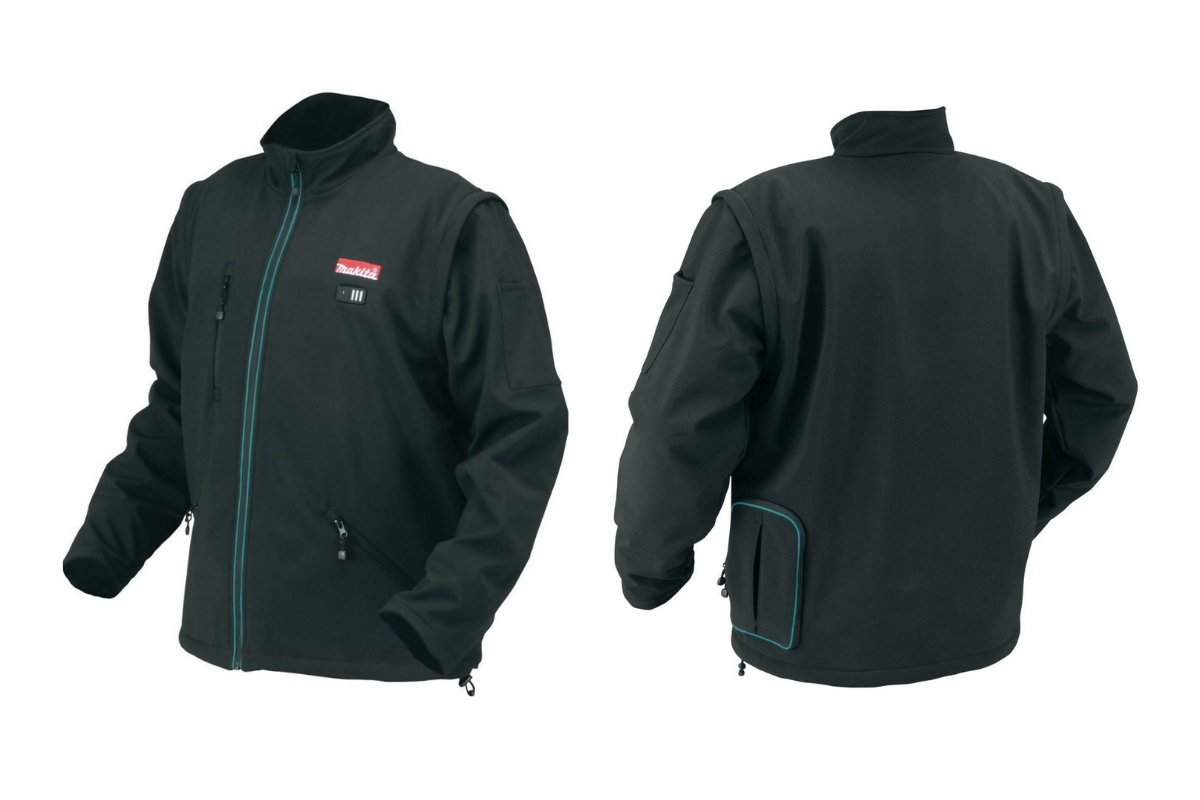 Makita DCJ200, Heated Jacket
