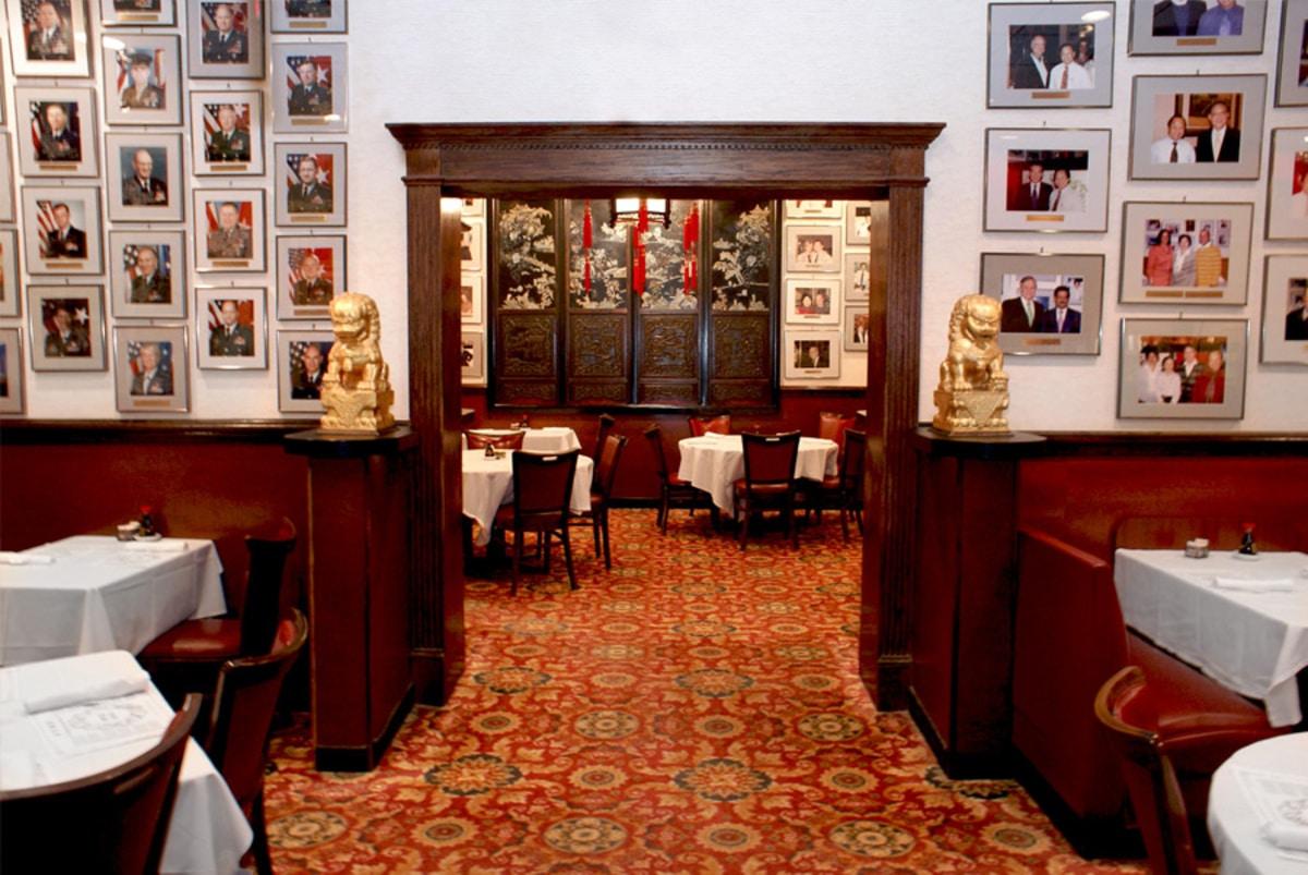 Peking Gourmet Inn in Falls Church, Virginia