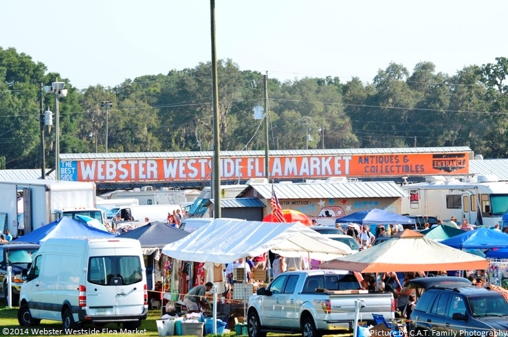 Webster Flea Market