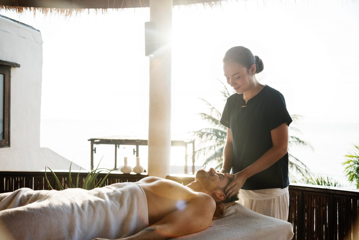 Balinese spa and massages