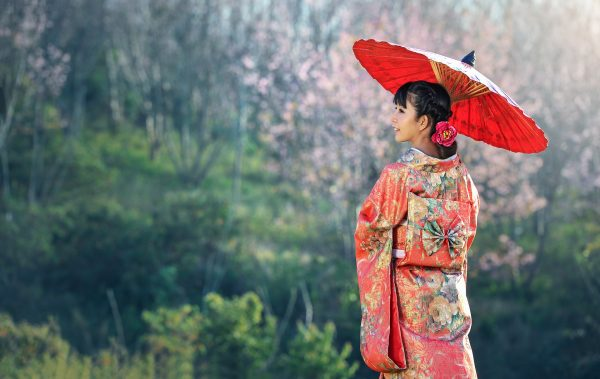 All You Need To Know About Japan's National Costume, The Kimono