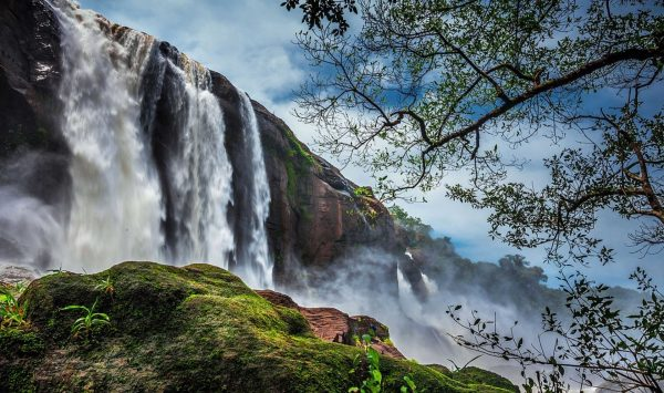 Your Guide To Kerala's Athirapally Waterfalls