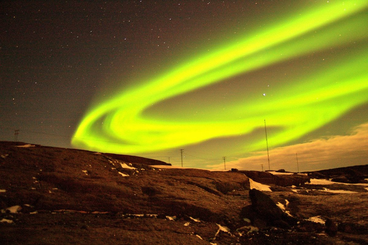 Aurora Borealis, Nothern Lights, Iceland