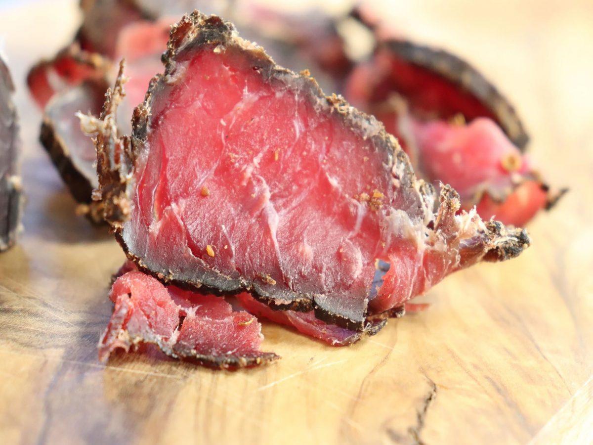 Biltong, South Africa, Beef Jerky