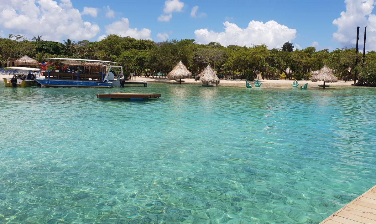 Roatán Honduras, Boat Tour