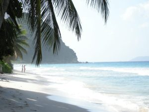 Beach of Tortola