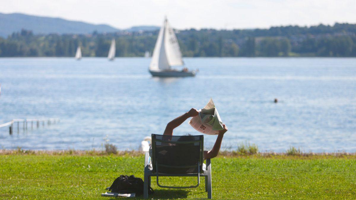 Strandbad, Lake Constance