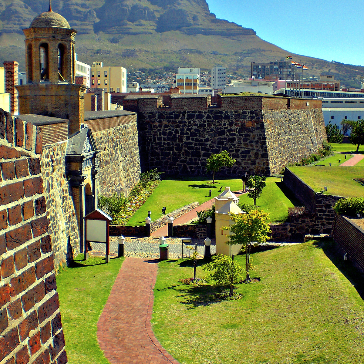 Castle of Good Hope, Cape Town, Things To Do In Cape Town