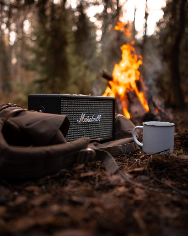 Top 5 Portable Bluetooth Speakers For Your Camping Trip
