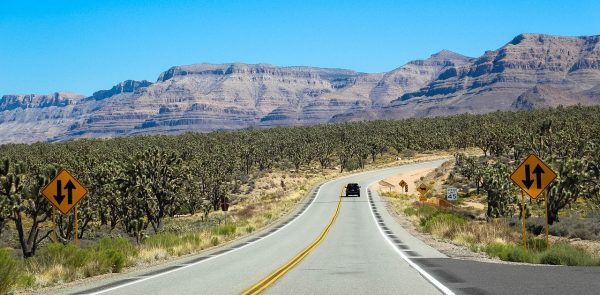 Las Vegas To The Grand Canyon: The Scenic Route