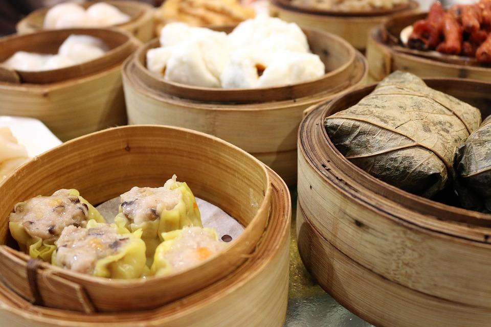 Dim sum and dumplings