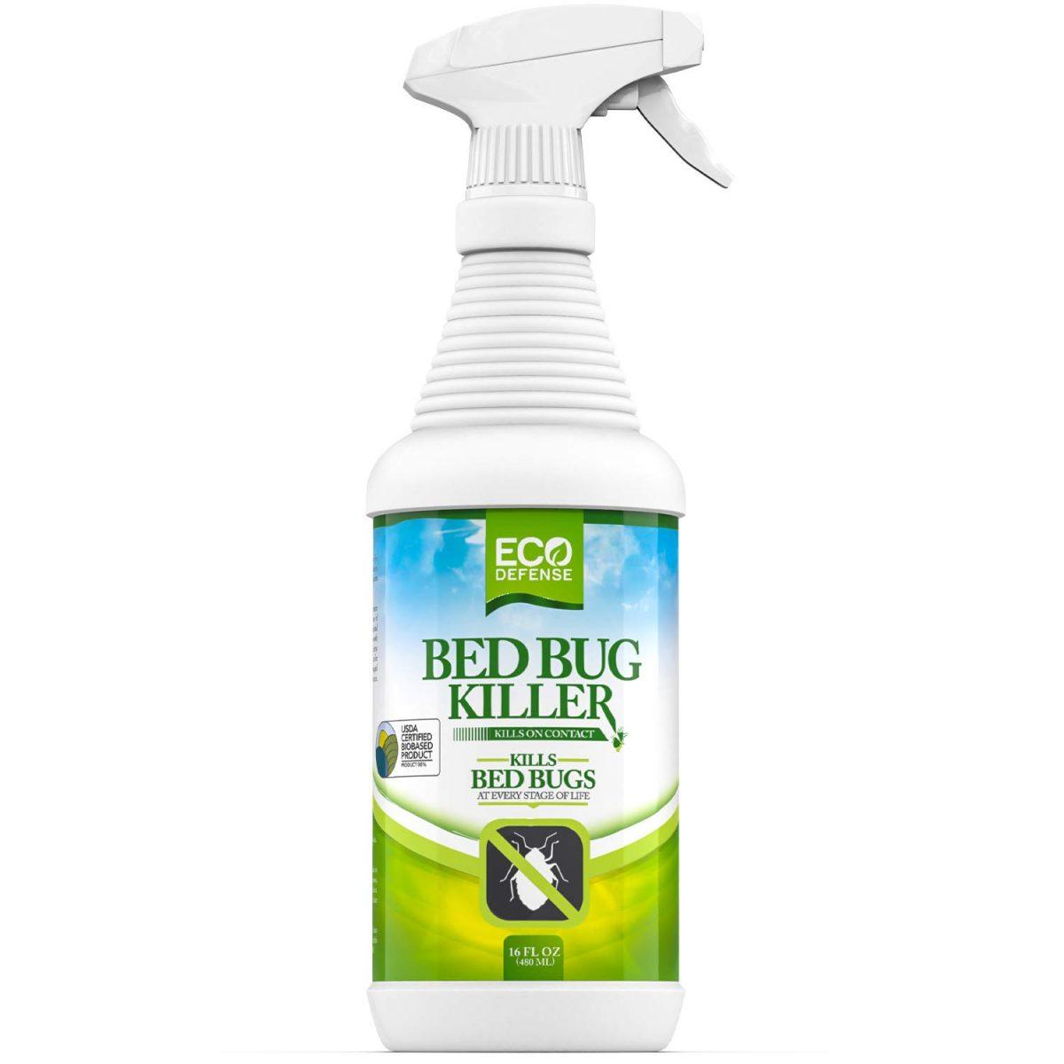 Eco Defense Bed Bug Killer, Bed Bug Spray