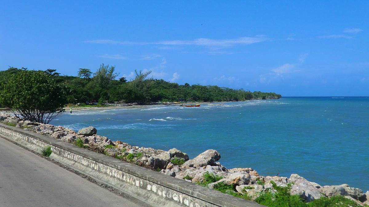 A Jog In Jamaica