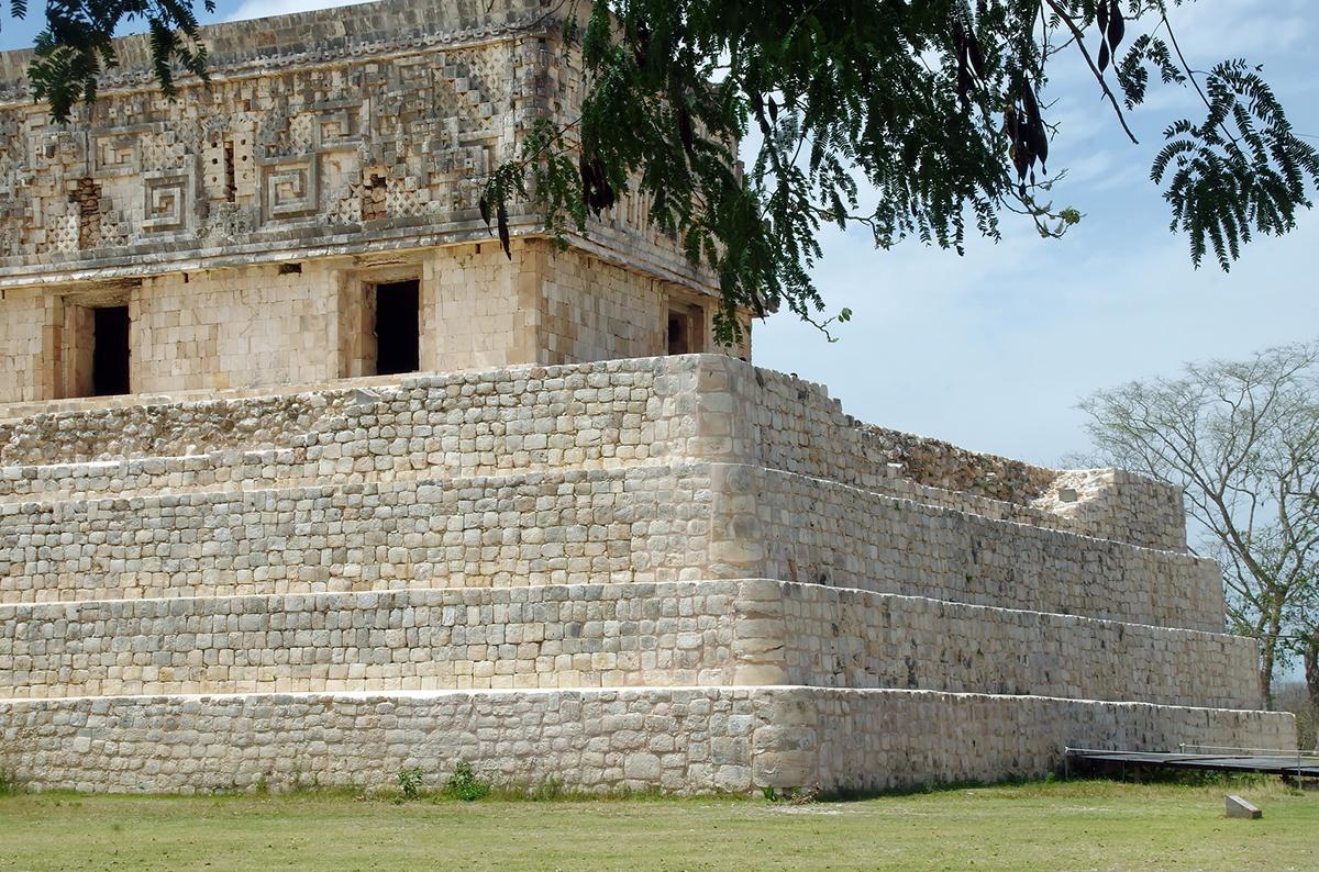 Mayan Ruins, Cancun, Mexico