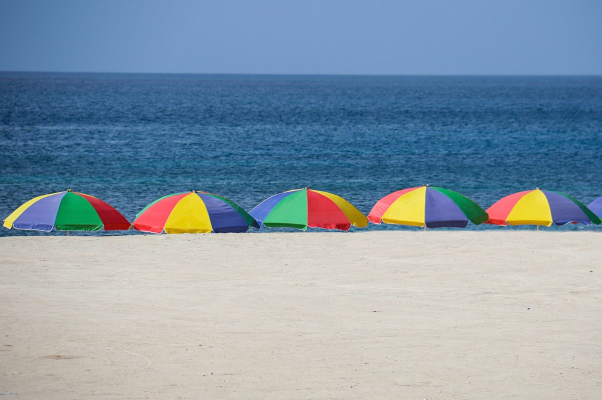 Impact Canopy Beach Umbrella