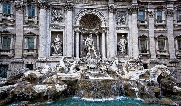 All You Need To Know About Visiting The Trevi Fountain In Rome