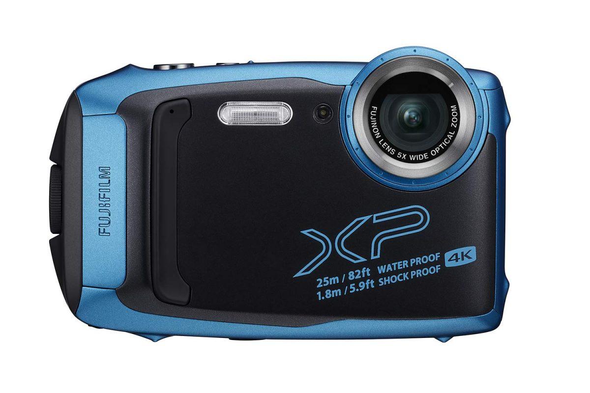 Fujifilm XP140, Underwater Camera