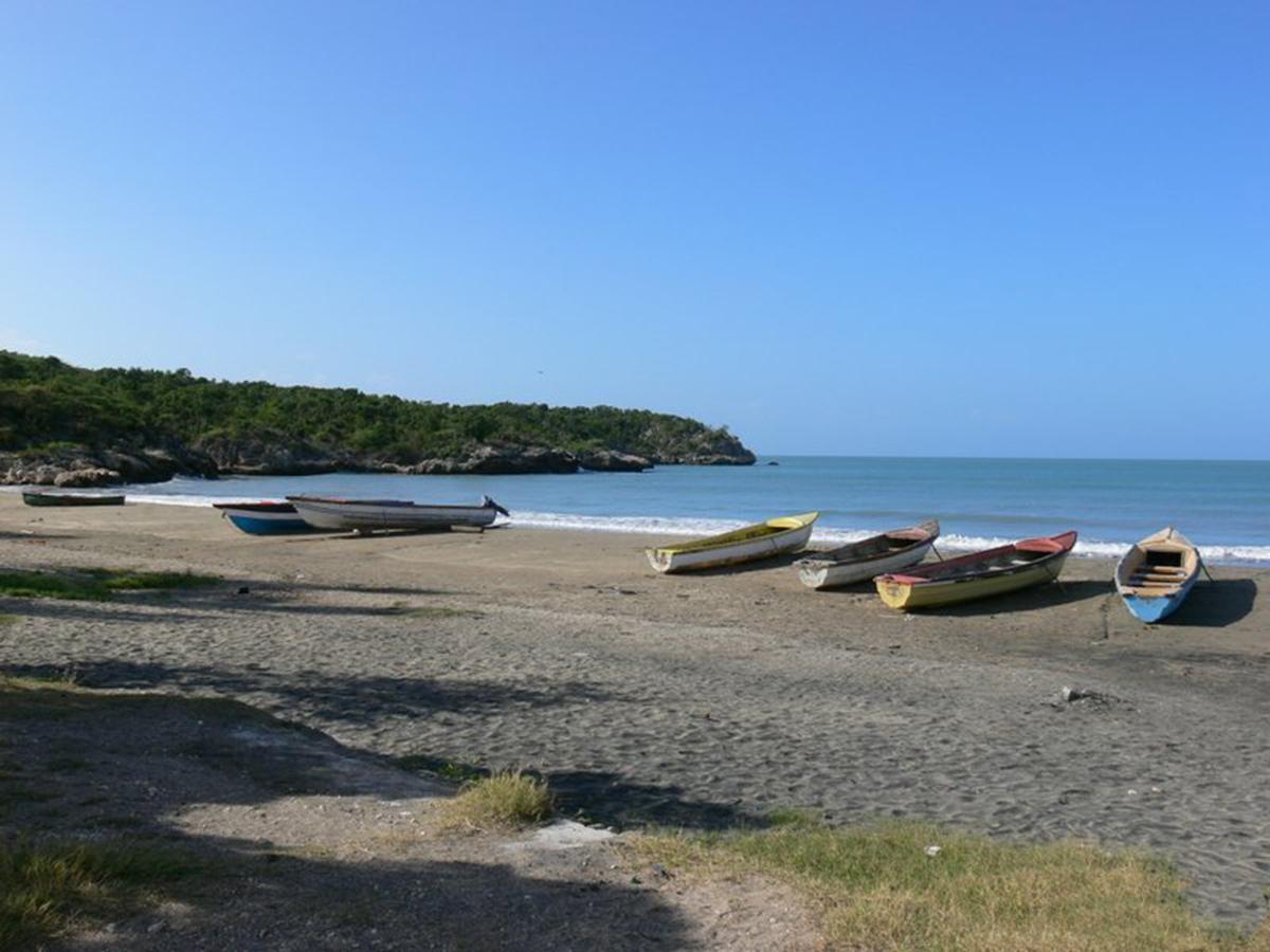 Great Bay, A Jog In Jamaica